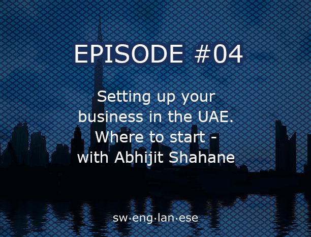 Episode 4 – Let's start at the beginning – Where to set up your business?